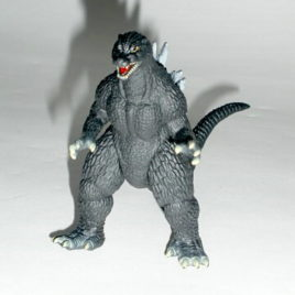 Hyper Godzilla Figure Final Wars 2005 from Battle Box Set