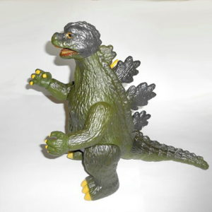 Jumbosaurus Godzilla by Popy Bandai 1978 Mint in Box