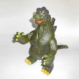 Jumbosaurus Godzilla by Popy Bandai 1978 Mint in Box