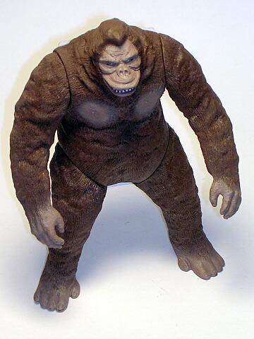 King Kong Figure Bandai 1993 Near Mint Clawmark Toys