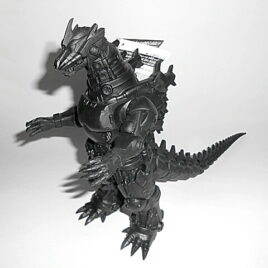 Mechagozilla Figure 2003 Link Science Black Limited Edition Mint