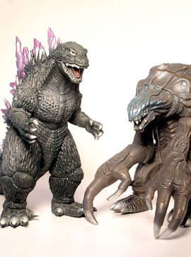 Godzilla DX Toys
