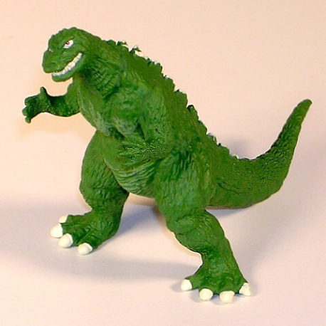 Godzilla High Grade Set 4 Godzilla Figure