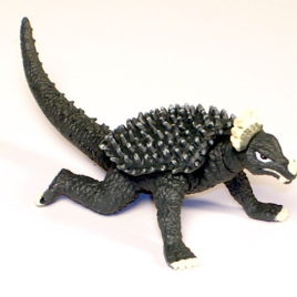Godzilla High Grade Set 4 Angilas 1968 Figure