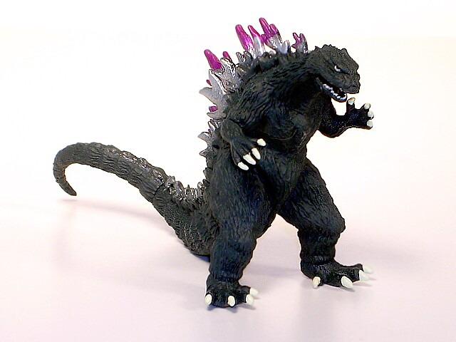 Godzilla High Grade Set 6 Godzilla 1999 Figure