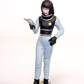 Godzilla High Grade Set 7 Miss Namikawa Figure
