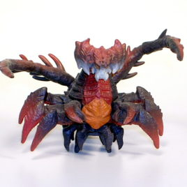 Godzilla High Grade Set 7 Crab Destroyer Destroyah Figure