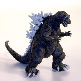 Godzilla High Grade Set 8 Bandai 2001 6 Pieces Complete