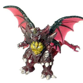 Godzilla Chronicles 3 High Grade Destroyah Figure