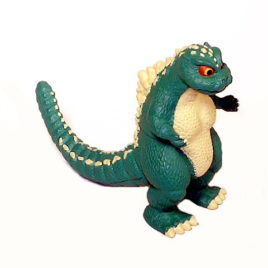 Godzilla Chronicles 3 High Grade Little Godzilla Figure