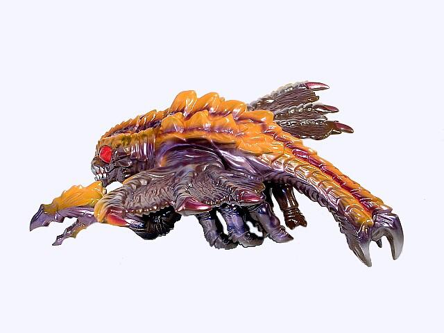 Godzilla vs Megaguirus Figure Griffon Meganulon Meganula ...