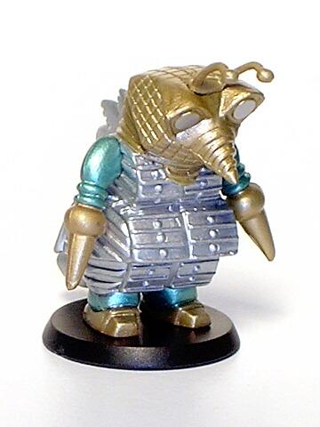 Tokusatsu Heroes Super Deformed Moguera Figure 1956