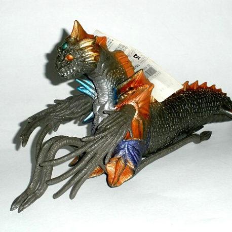 Yamato Takeru Sea Monster Figure Kaishin Muba 1994 Bandai Orochi in Bag