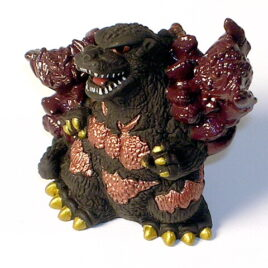 Godzilla and Destroyah Destroya SD 2003 Bandai 1995