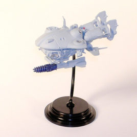 Toho Vehicles Series 2 Satsuma Mini Submarine GMK Movie