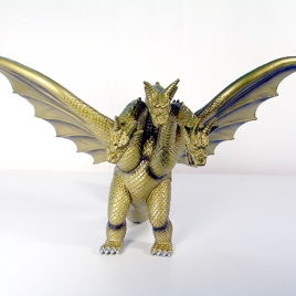 Movie Monster Series King Ghidora Action Figure 2005 Reissue