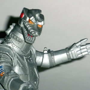 Movie Monster Series MechaGodzilla Action Figure 1975 with Tag Hard to Find