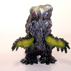Movie Monster series Smog Monster Hedorah Action Figure with Tag
