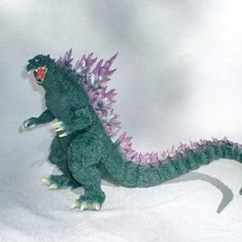 Banpresto Godzilla 2000 Figure by Sakai 16 Inches Long