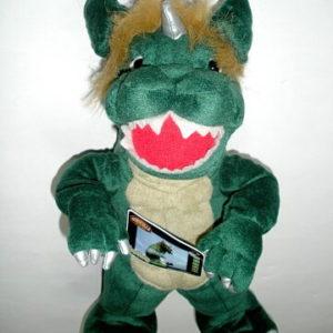 Plush Gabera the Bully Monster 1967 Godzilla's Revenge