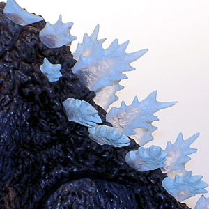 Ultimate Collection Godzilla 2005 Translucent Fins Bandai
