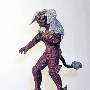 Ultimate Godzilla Collection 2005 King Caesar Seesar Figure No Box