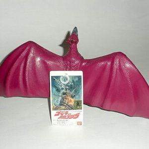 Fire Rodan Figure 1993 Bandai Mint with Near Mint Tag