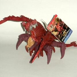 Crab Destroyah Destroyer Near Mint Figure with Excellent Tag