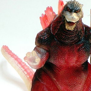 Forever Series Meltdown Godzilla Figure Mint with Tag 1996