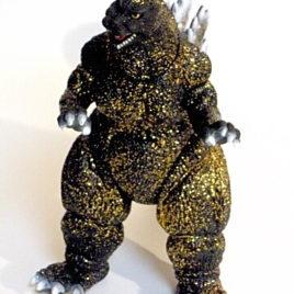 Forever Series Glitter Godzilla Forever Figure Bandai 1996