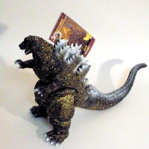 Forever Series Glitter Godzilla Figure Bandai 1996