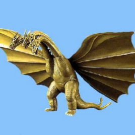King Ghidorah 1964 Style Great Monster Series