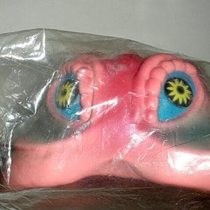 Vinyl Paradise Hedorah Figure Flying Version Pink Mint 1999