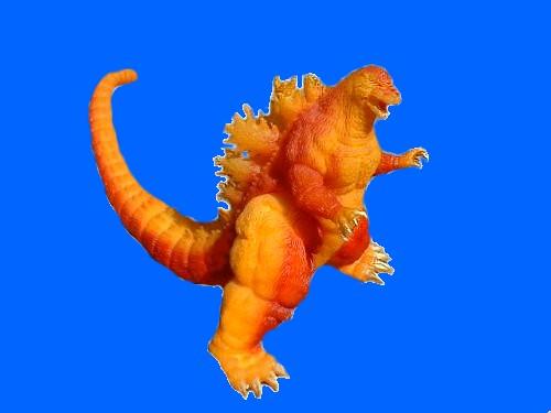 Premium Godzilla Figure 1995