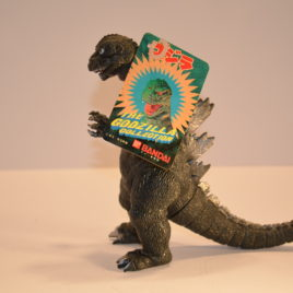 Bandai Rare 1984 Godzilla Mint with Tag