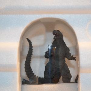 Godzilla 2000 Millennium Dome Yuji Sakai Resin Sculpt