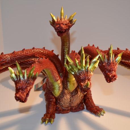 Orochi 8 Head Dragon Yamato Takeru Movie Monster