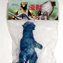 Bare Model Retro Style Small Godzilla Figure 1955