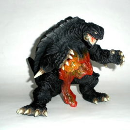 Battle Damage Gamera 3 Figure