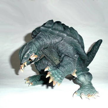 Gamera Figure 1996 CCP Limited Edition Volume 26 Mint in Bag
