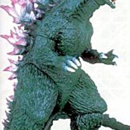 Banpresto Godzilla Yuji Sakai Mean Green Figure Bag