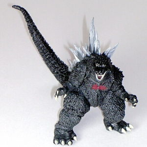 Ultimate Godzilla Collection 2 Hyper Figures 2002
