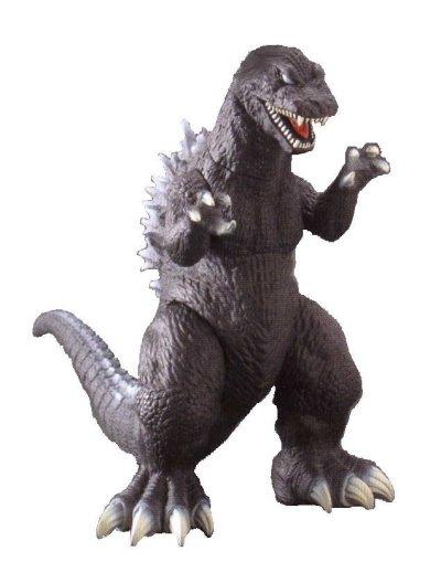 Godzilla 2002 Figure