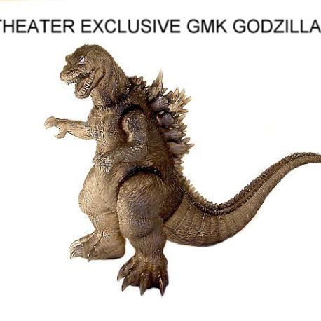 GMK Theater Exclusive Godzilla 2002