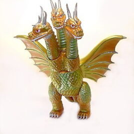King Ghidorah Figure 1998