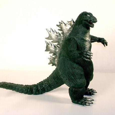 Godzilla 1962 King Kong Figure