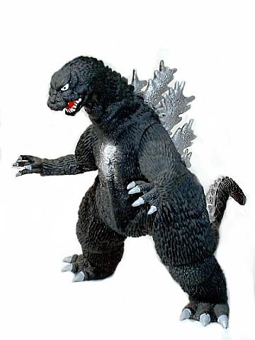 Great Monster Series Original Godzilla 1964 in Box Popy Bandai