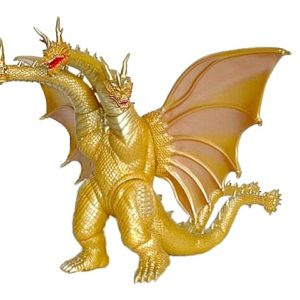 Grand King Ghidorah 1998 Ghidora Mothra
