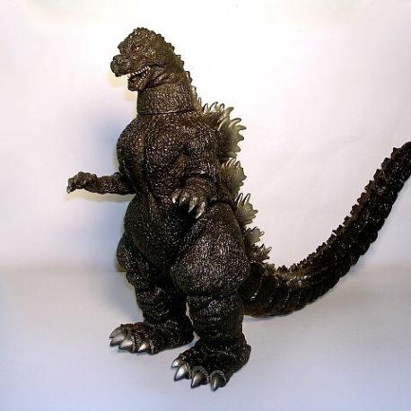 Jumbo Godzilla Figure 1991