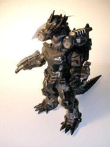 MechaGodzilla Figure 2004